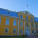 Mustio Manor in Finland