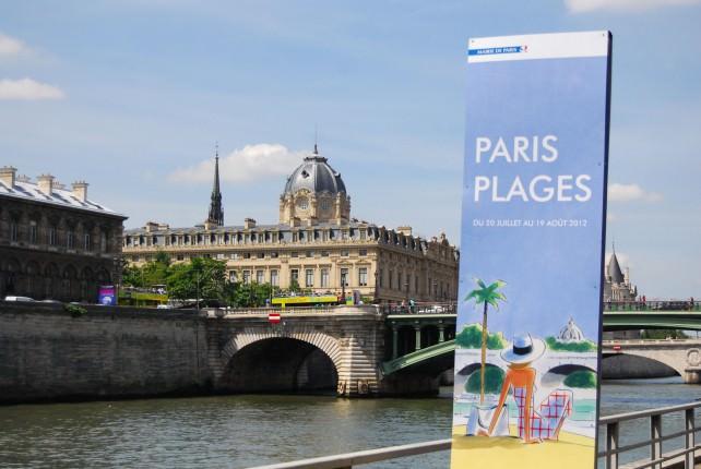 Paris Plage - Enjoy the Beach in Paris