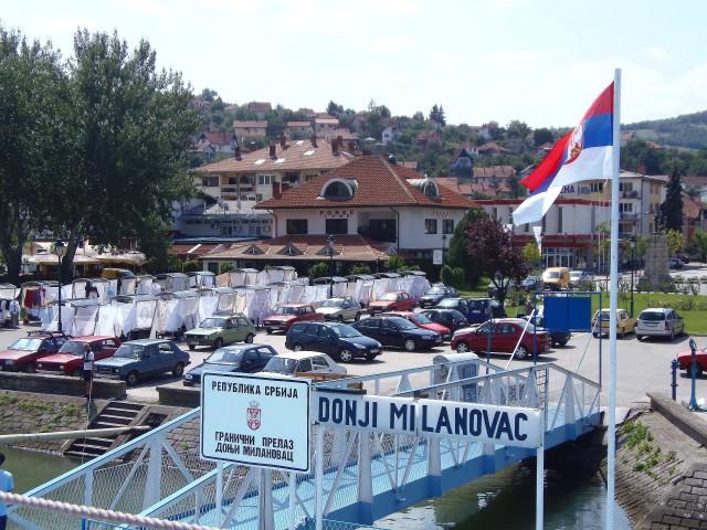 Donji Milanovac, Serbia - Photo Courtesy of Dan Dudek.
