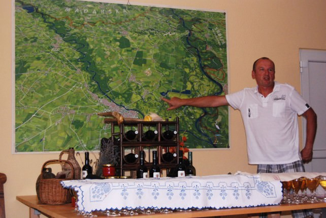 Tasting Croatian Wine
