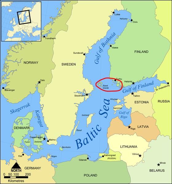 Finland's Turku Archipelago