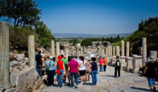 Discovering Ephesus in Turkey