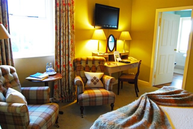 Wj Tested Ballynahinch Castle Luxury Manor House Hotels