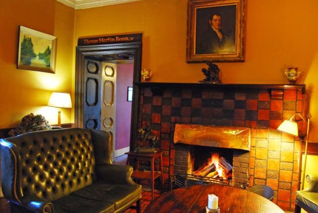 Ballynahinch Castle Pub