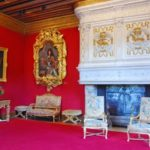 Twitter #FriFotos - Chateau Chenonceau Chairs