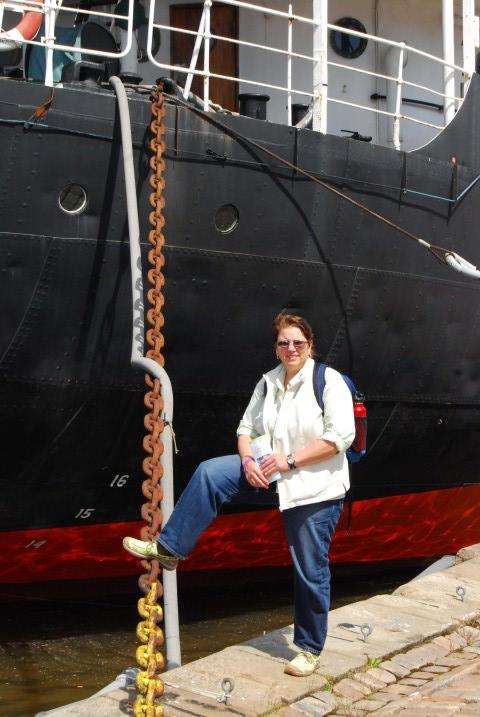 Jill Tests GoLite Footwear Women's SailLite Boat Shoe