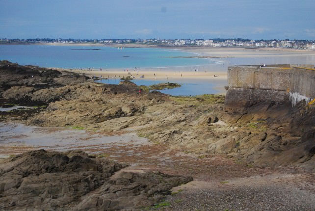St-Malo in Brittany, France