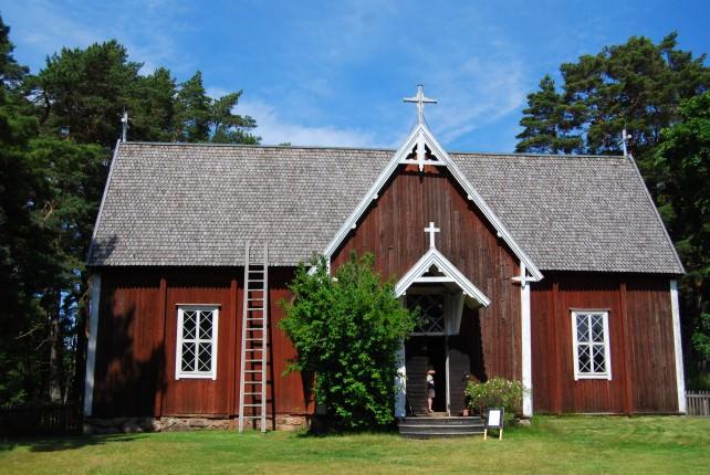 Själö/Seili Church