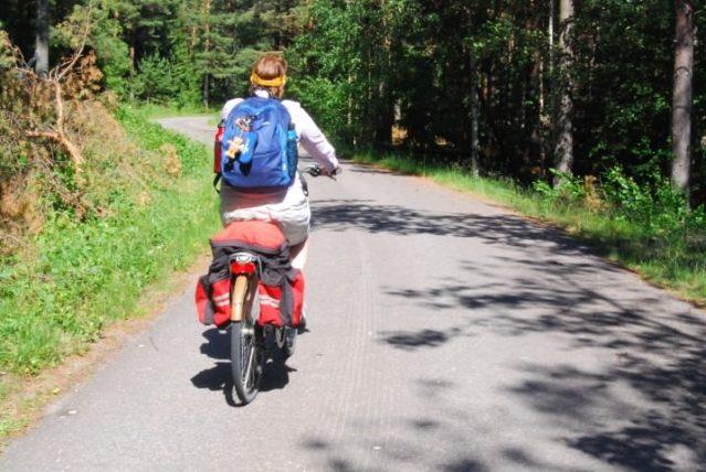 WAVEJourney Bikes Finland's Archipelago