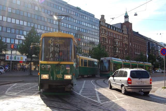 Getting Around Helsinki