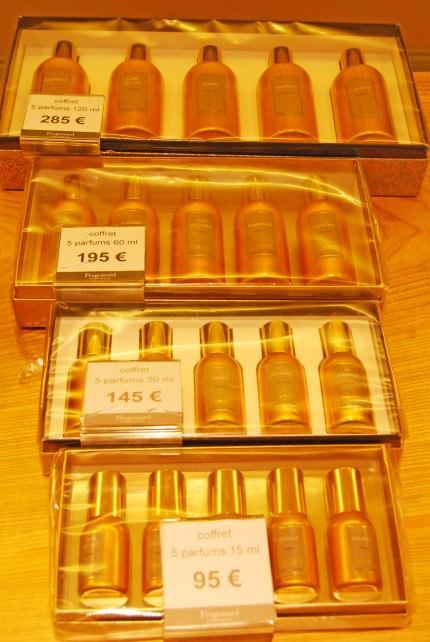 Fragonard Perfume Shopping