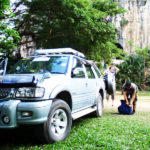 4WD adventure in Thailand's northern hill tribe areas