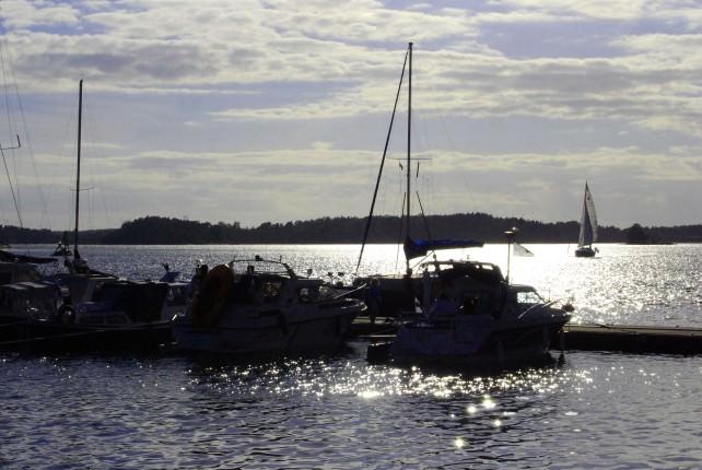 Guest Harbor Verkan on Korpo