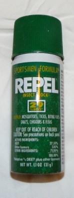 Sportsmen Formula REPEL Insect Block
