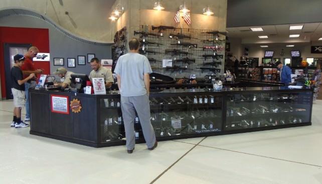 Point Blank Gun Counter