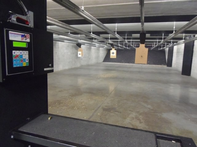 Shooting Range at Point Blank