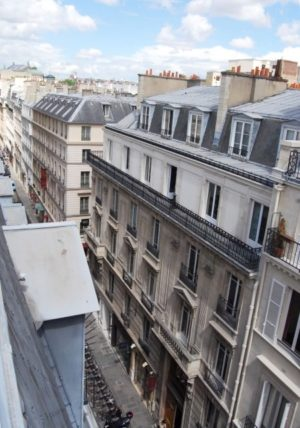 Rue Cambon - As Seen From 7th Floor Guest Room