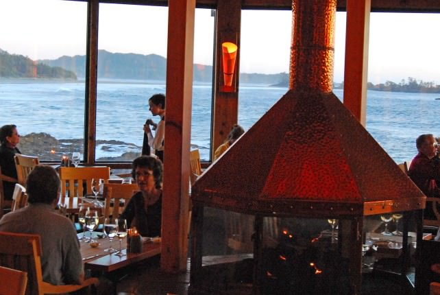 Wickaninnish Inn - The Pointe Restaurant