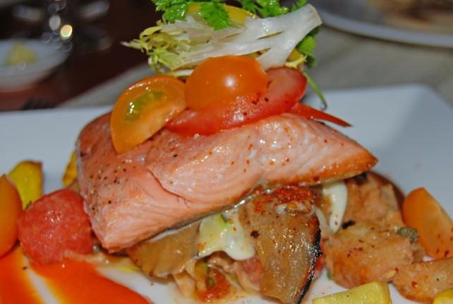 Wild Tofino Salmon