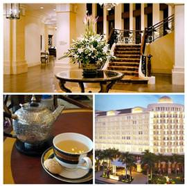 The Caravelle Hotel in Saigon