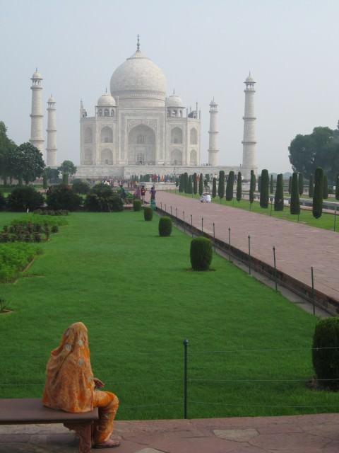 Taj Mahal - Photo by David Dossor
