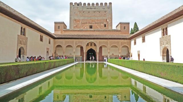 The Alhambra UNESCO World Heritage Site