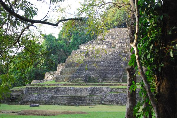 Travel Belize: Maya Ruins Near Lamanai Village