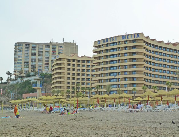 Hotel Melia in Torremolinos