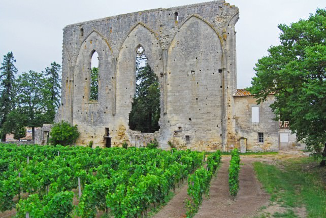 Saint Emilion Vestiges of a 13th Century Monastery