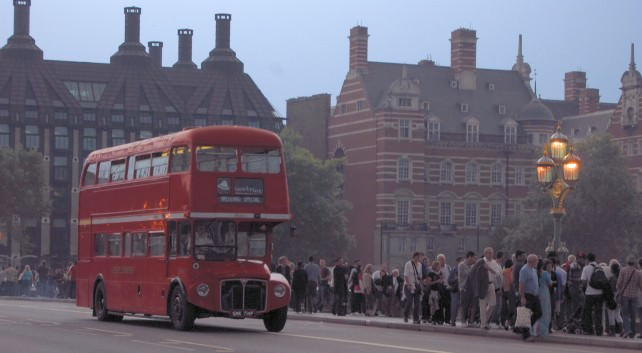 Trafalgar Tours Scenic England - London