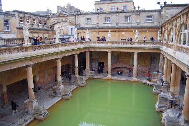 Bath Roman Spa