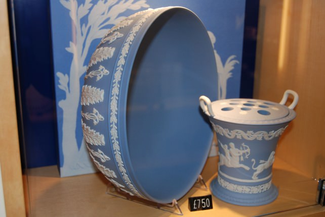 Wedgwood Factory - Visitor Center