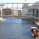 Cruise on River Spree in Berlin, Germany
