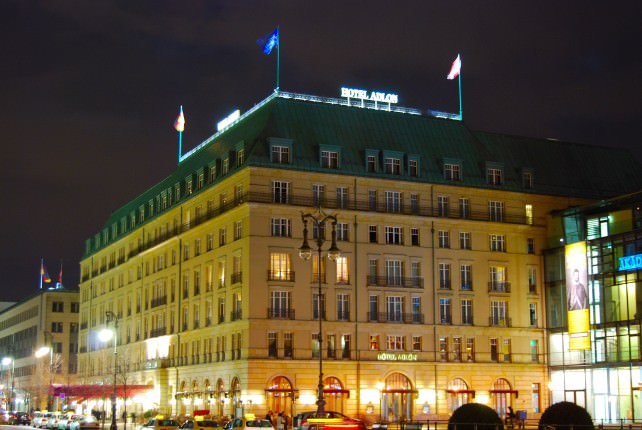 WJ Tested: 5-Star Hotel Adlon Kempinski Berlin