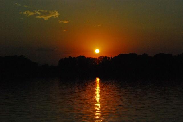 Danube Sunset - Rousse