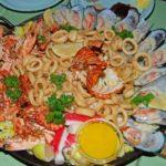Die Walskipper - Seafood Platter