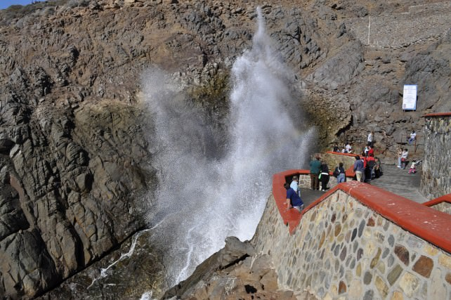 Beware the Blowhole! A Fun Day at La Bufadora, Ensenada, Mexico