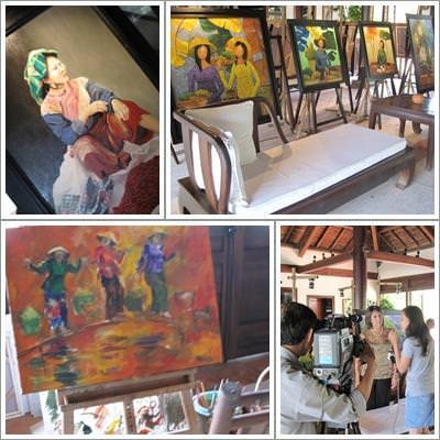 Amazing Art in Vietnam