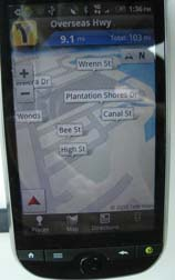 My Touch GPS