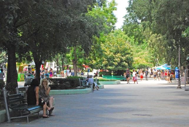Varna - Main Pedestrian Street