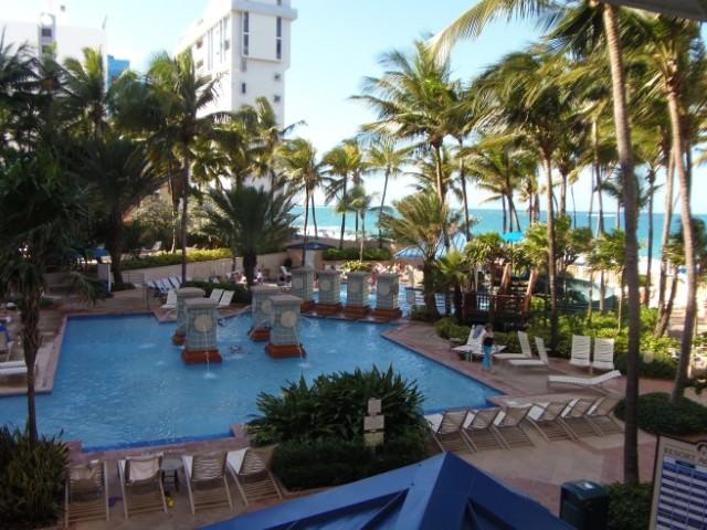 San Juan Marriott Resort Pool