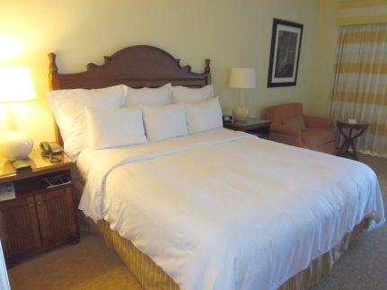 San Juan Marriott Resort & Stellaris Casino Guest Room