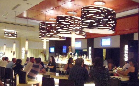 Marriott San Juan Resort Lounge