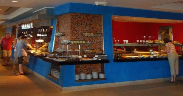 San Juan Marriott Brunch Buffet