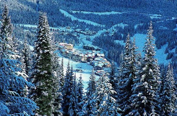 Travel Sun Peaks in BC, Canada: A Peak Experience Back In Time