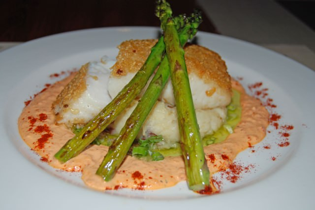 Harborside Bistro at Hotel Bellwether - Halibut