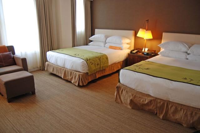 Hotel Adagio Double Room