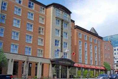 Hotel Chateau Laurier Quebec City