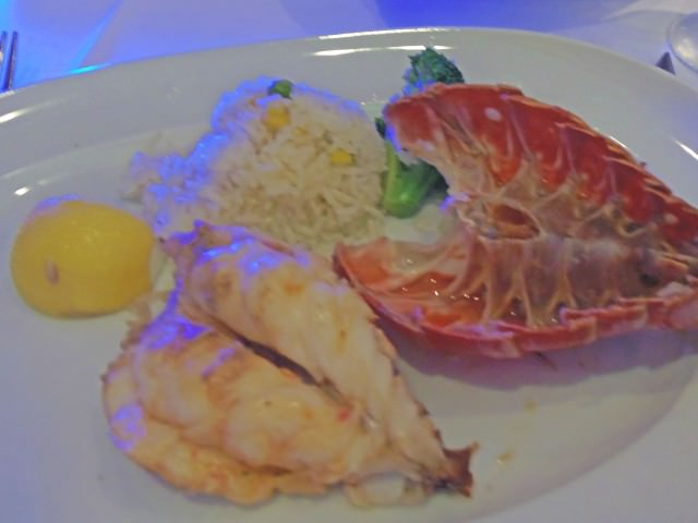 Celebrity Cruises - Celebrity Summit Southern Caribbean Cruise Dining