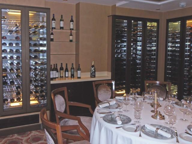 Celebrity Summit Normandie Specialty Dining Restaurant